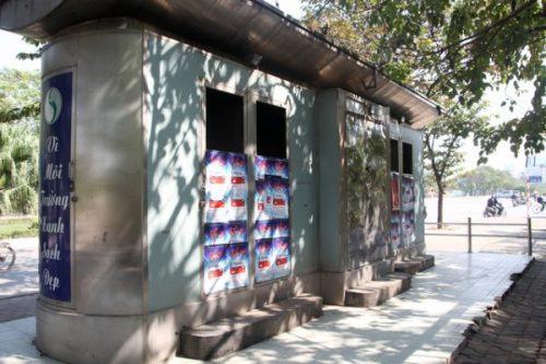 Hà Nội: Hàng chục toilet công cộng mới hoạt động đã bí bét - Ảnh 3.