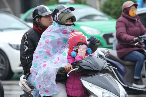 Dự báo thời tiết 3/1: Hà Nội rét đậm, bão số 1 giật cấp 11