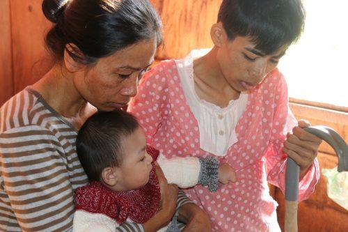 Đớn đau thiếu phụ bị ung thư đánh đổi mạng sống để sinh con - Ảnh 4.
