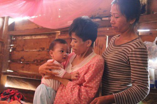 Đớn đau thiếu phụ bị ung thư đánh đổi mạng sống để sinh con - Ảnh 6.