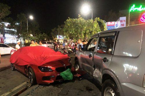 Lái xe BMW 7 tỷ làm loạn trên phố khai gì với công an? - Ảnh 3.
