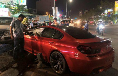 Lái xe BMW 7 tỷ làm loạn trên phố khai gì với công an? - Ảnh 4.