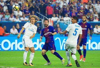 Messi tỏa sáng với bàn thắng mở tỷ số