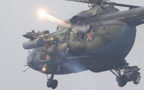 Nga bộc lộ sức mạnh quân sự trong tập trận Zapad - Ảnh 2.