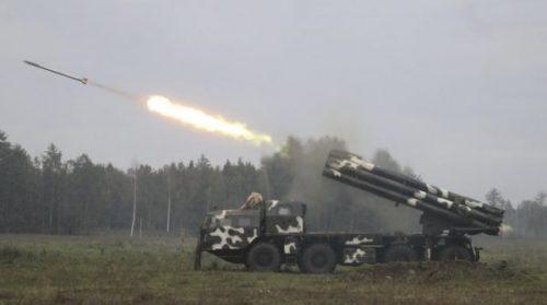 Nga bộc lộ sức mạnh quân sự trong tập trận Zapad - Ảnh 6.