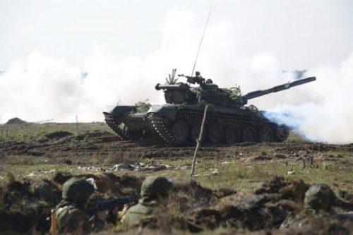 Nga bộc lộ sức mạnh quân sự trong tập trận Zapad - Ảnh 7.
