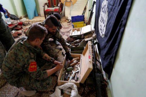 Nga liên tục tố Mỹ dùng khủng bố IS quấy phá ở Syria - Ảnh 5.
