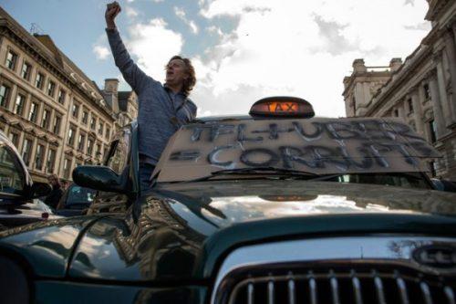 Thế giới chống chọi Uber, Uber chống lại thế giới - Ảnh 2.