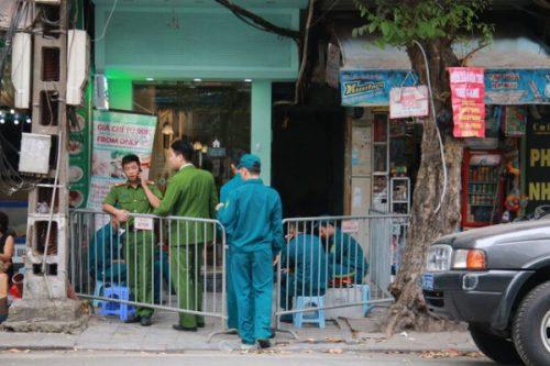 Hà Nội: Cháy nhà 3 tầng khiến 1 người chết - Ảnh 1.