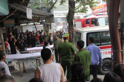 Hà Nội: Cháy nhà 3 tầng khiến 1 người chết - Ảnh 3.