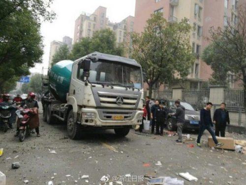 Nhà máy Trung Quốc nổ ầm, hơn 30 người nhập viện - Ảnh 3.