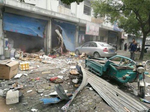 Nhà máy Trung Quốc nổ ầm, hơn 30 người nhập viện - Ảnh 2.