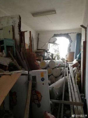 Nhà máy Trung Quốc nổ ầm, hơn 30 người nhập viện - Ảnh 6.