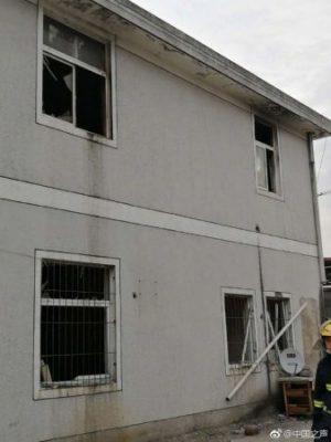 Nhà máy Trung Quốc nổ ầm, hơn 30 người nhập viện - Ảnh 8.