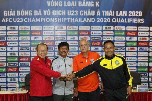 """HLV Park Hang Seo: """"U23 Việt Nam đang đối mặt nhiều áp lực"""" - 2"""