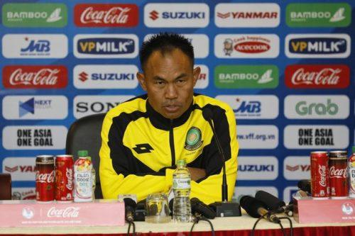 """HLV Park Hang Seo: """"U23 Việt Nam đang đối mặt nhiều áp lực"""" - 3"""