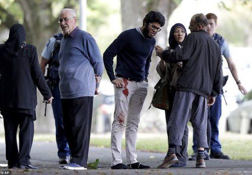 Xả súng liên tiếp ở New Zealand, nhiều người thiệt mạng - 1