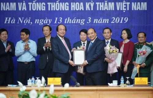 Thủ tướng: Thượng đỉnh Mỹ - Triều đem lại vị thế mới cho Việt Nam - 1