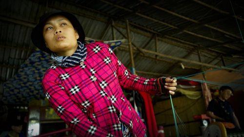 Lạ lùng nghề kéo dây... chạy ở Sài Gòn - 16