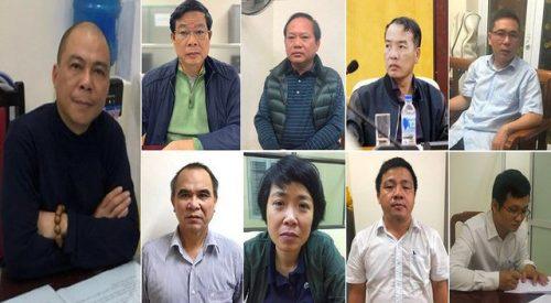 9 người bị Bộ Công an bắt giam trong thương vụ MobiFone-AVG - 1