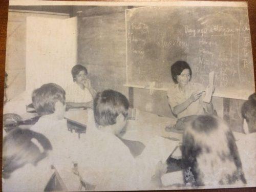 Xúc động câu chuyện của những giáo viên đi dạy tiếng Việt ở Căm- pu- chia - 4