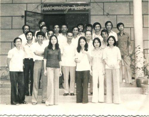 Xúc động câu chuyện của những giáo viên đi dạy tiếng Việt ở Căm- pu- chia - 2