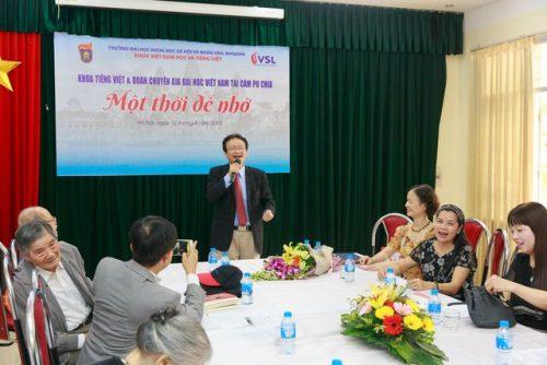 Xúc động câu chuyện của những giáo viên đi dạy tiếng Việt ở Căm- pu- chia - 6