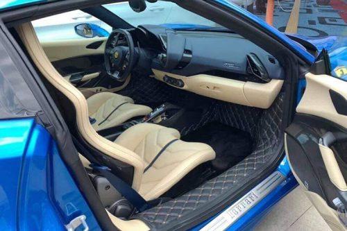 Dai gia Binh Phuoc tau sieu xe Ferrari 488 Spider tien ty-Hinh-4