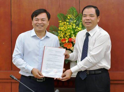 Phó Bí thư tỉnh Bắc Kạn được bổ nhiệm làm Thứ trưởng Bộ Nông nghiệp - 1