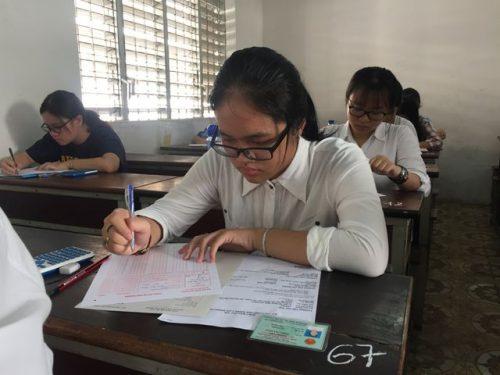 Thủ khoa kỳ thi đánh giá năng lực ĐH Quốc giaTPHCM đạt 1078 điểm - 4