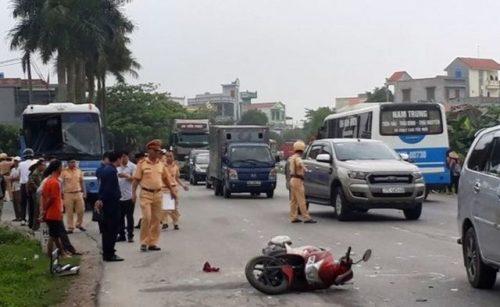 Ngày nghỉ lễ thứ tư, 22 người chết vì tai nạn giao thông - 1