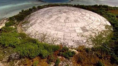 """Liên Hợp Quốc cảnh báo nguy cơ """"quan tài"""" hạt nhân rò rỉ phóng xạ ra Thái Bình Dương - 1"""