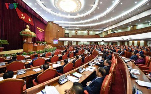Hội nghị TƯ 10 bàn nhiều nội dung quan trọng của Đảng và đất nước - 1