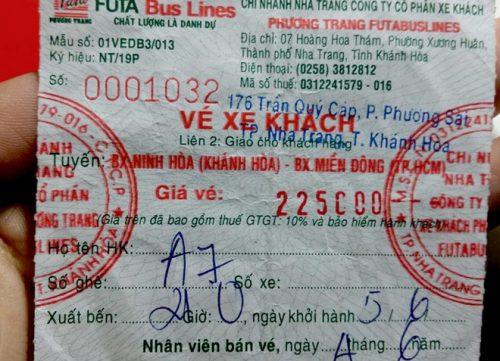 """co gai bi sam so tren xe phuong trang: """"toi se gui don to cao len cong an"""" hinh anh 2"""