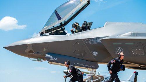 Mỹ công bố kế hoạch loại Thổ Nhĩ Kỳ khỏi chương trình tiêm kích F-35 - 1