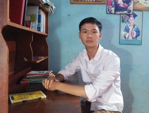 Trò chuyện với thủ khoa khối A của tỉnh Bình Phước - ảnh 1