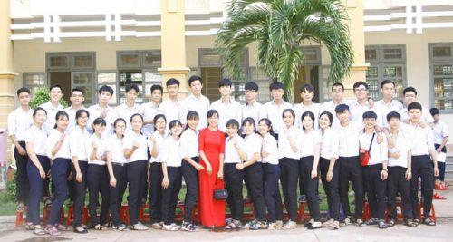 Trò chuyện với thủ khoa khối A của tỉnh Bình Phước - ảnh 2