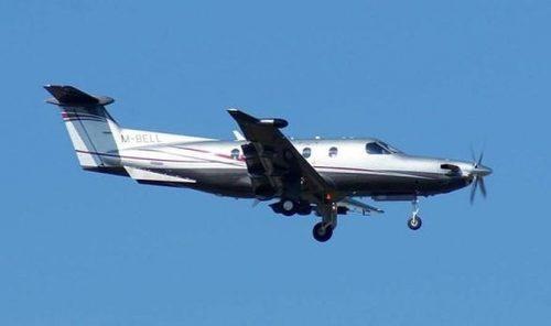 Một chiếc máy bay loại nhỏ của Thụy Điển. Ảnh minh họa. (Nguồn: ccdiscovery.com)