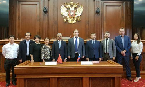 Nga sẽ tiếp nhận 20.000 lao động Việt mỗi năm - Ảnh 3