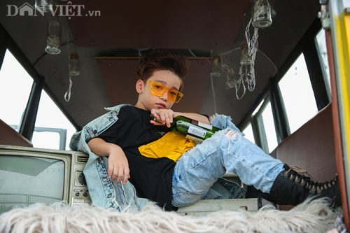 "gap cau be cover hit son tung m-tp ""hay trao cho anh"" hut trieu view hinh anh 3"