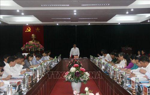 Bộ Chính trị chuẩn y tân Bí thư tỉnh uỷ Sơn La - 1