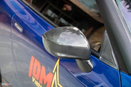 Nissan GT-R do bodykit Nismo doc nhat VN cua dai gia Binh Phuoc hinh anh 6