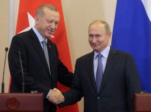 Nga, Thổ Nhĩ Kỳ đạt thỏa thuận lịch sử về biên giới Syria - 1