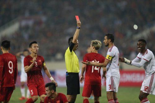 Việt Nam - UAE 1-0: Việt Nam vươn lên ngôi đầu bảng G ảnh 9