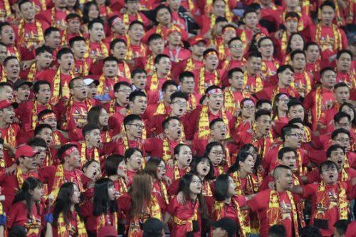 Việt Nam - UAE 1-0: Việt Nam vươn lên ngôi đầu bảng G ảnh 8