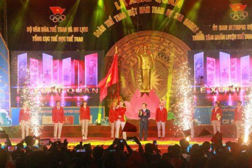 Tối nay 16-11, 856 VĐV và HLV đoàn Thể thao Việt Nam xuất quân tham dự SEA Games 30 - Ảnh 3.