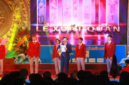 Tối nay 16-11, 856 VĐV và HLV đoàn Thể thao Việt Nam xuất quân tham dự SEA Games 30 - Ảnh 2.