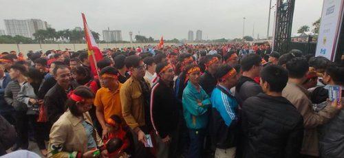Việt Nam - UAE 1-0: Việt Nam vươn lên ngôi đầu bảng G ảnh 1