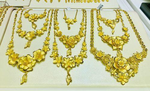 Giá vàng hôm nay 19/11, Trung Quốc gây bất ngờ, vàng biến động mạnh