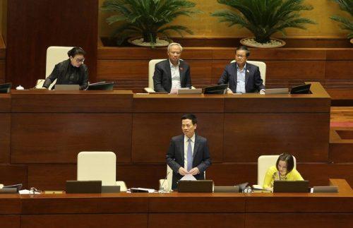 """Bộ trưởng Nguyễn Mạnh Hùng: """"Chúng ta đang dễ dãi công khai thông tin cá nhân"""" - Ảnh 1."""
